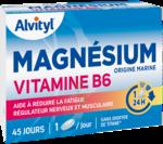 Acheter Govital Magnésium Vitamine B6 Comprimés B/45 à LA GARDE